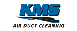 KMS Air Duct Cleaning Logo
